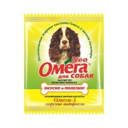 Фармакс Омега Neo Mini для собак с морскими водорослями