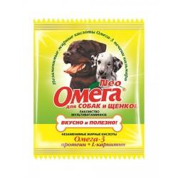 Фармакс Омега Neo Mini для собак с протеином и L-карнитином