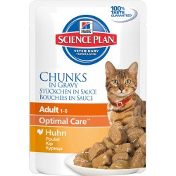 Hills Science Plan Feline Adult Chicken