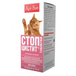 Апи-Сан Стоп-цистит для кошек