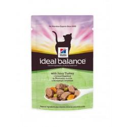 Hill′s Ideal Balance Feline Adult Turkey&Vg