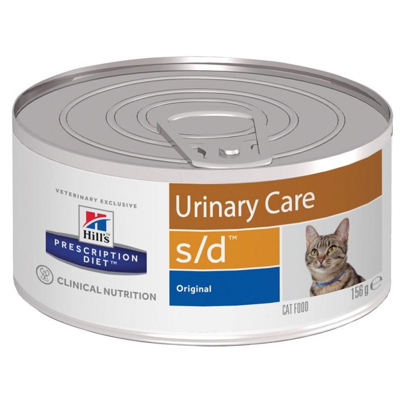 Hill′s Prescription Diet Feline s/d Urinary Care