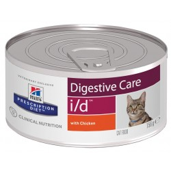 Hill′s Prescription Diet Feline i/d Digestive Care