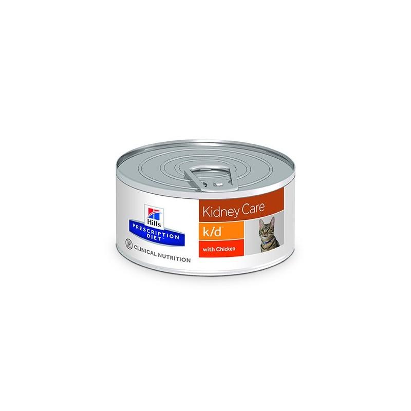 Hills Prescription Diet Feline к/d Kidney Care
