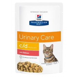 Hills Prescription Diet c/d Urinary Care Salmon