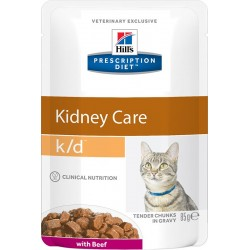 Hills Prescription Diet k/d Kidney Care Beef
