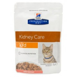 Hill′s Prescription Diet k/d Kidney Care Salmon