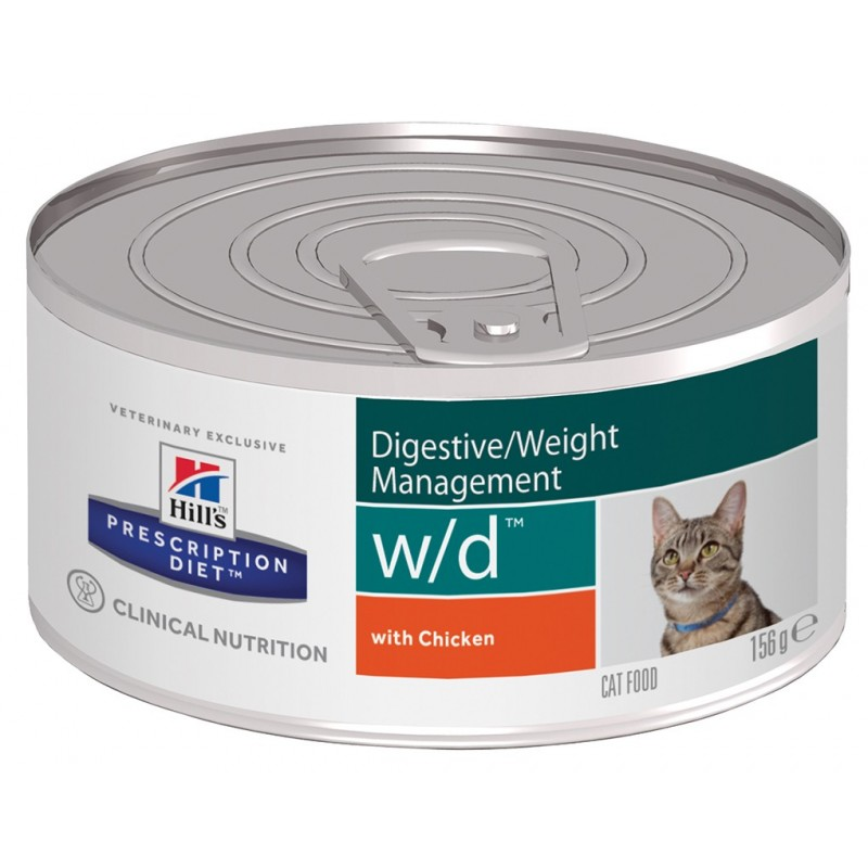 Hill′s PD Feline w/d Digestive/Weight