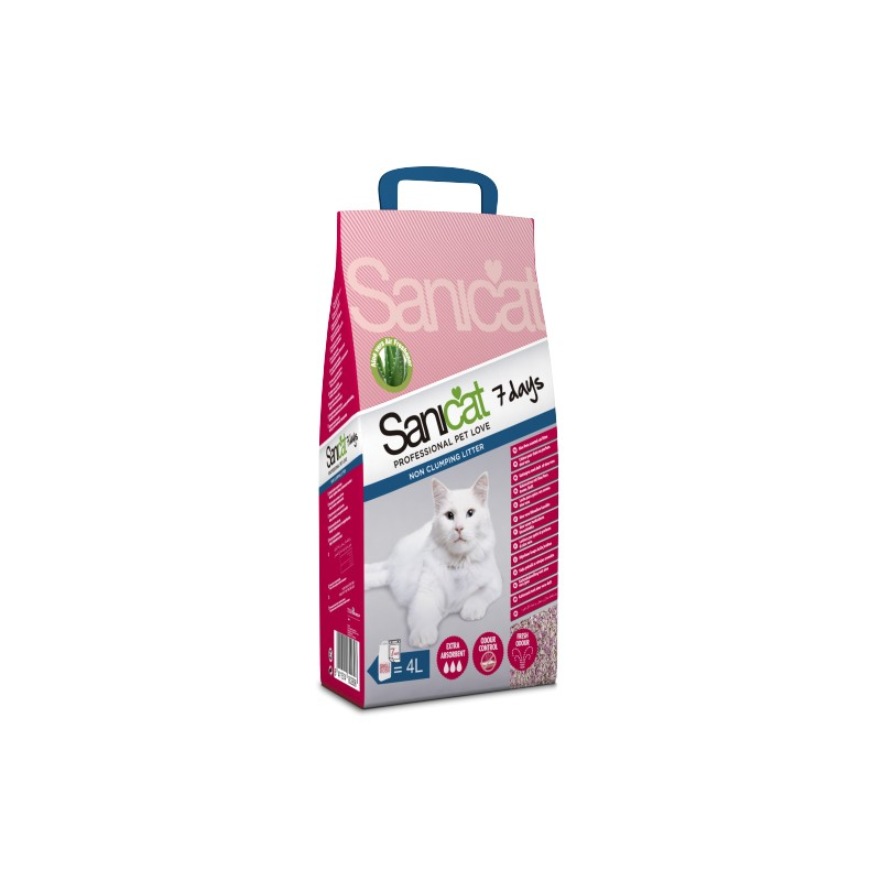 Sanicat Professional Aloe Vera 7 days, 4 л - 2.7 кг