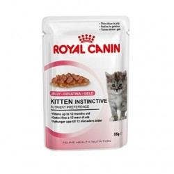 Royal Canin Kitten Instinctive (в желе) 85 гр