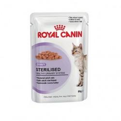 Royal Canin Sterilised (в соусе) 85 гр