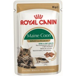 Royal Canin Maine Coon Adult (в соусе), 85 гр