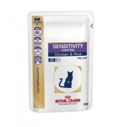 Royal Canin Sensitivity Control (Курица, рис)