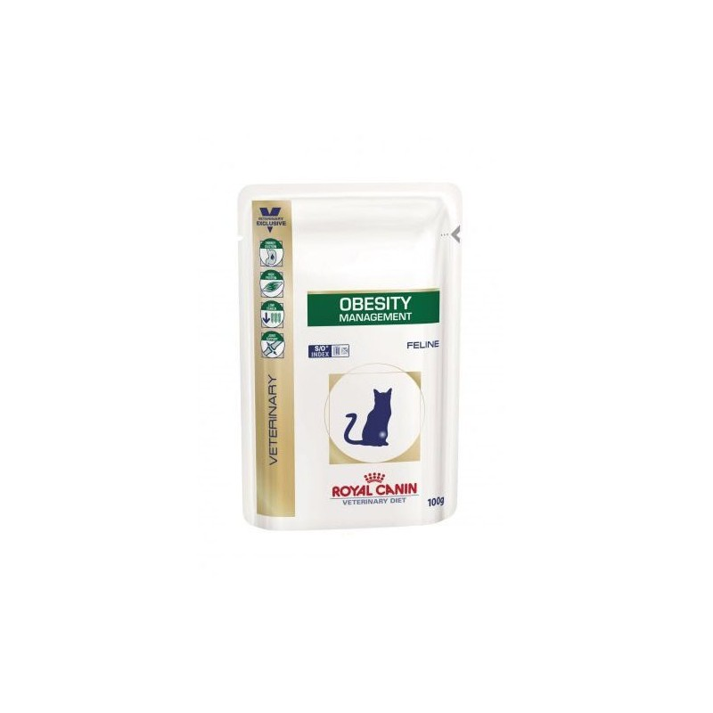 Royal Canin Obesity Management S/O, 100 гр