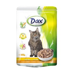 Консервы Dax Cat (Курица), 100 гр