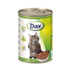 Консервы Dax Cat (Кролик), 415 гр