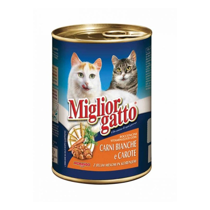 Miglior Classic Line Chunks Poultry and Carrots