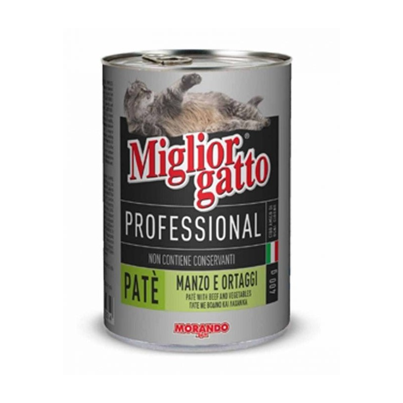 Miglior Professional Line Pate Beef and Vegetables