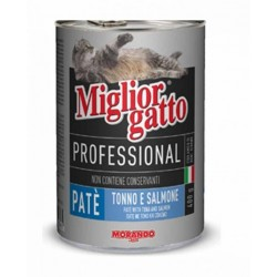 Miglior Professional Line Pate Tuna and Salmon