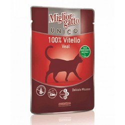 Miglior MC UNICO 100% Veal for Cat