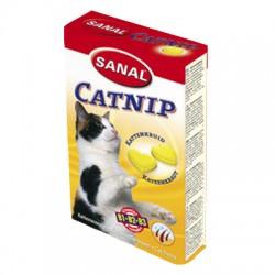 Sanal для кошек с кошачьей мятой, 40 таблеток
