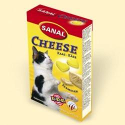 Sanal для кошек Сыр, 40 таблеток
