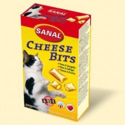 Sanal для кошек, подушечки сырные, 75 грамм