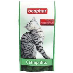 Подушечки Beaphar Catnip Bits с кошачьей мятой, 35 гр