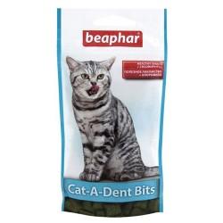 Подушечки Beaphar Cat-A-Dent Bits, 35 гр