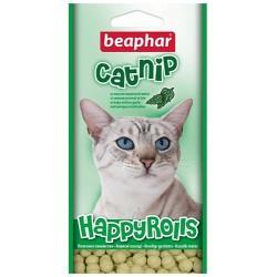 Лакомство Beaphar Happy Rolls Catnip, 80 шт