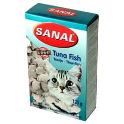 Sanal для кошек, тунец, 125 грамм
