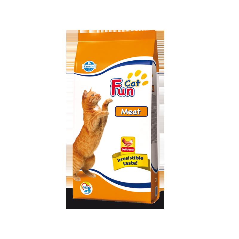 Farmina Fun Cat Meat (Мясо)