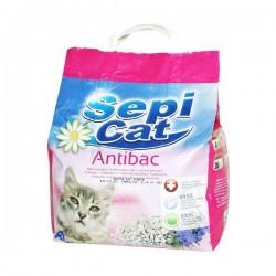 Впитывающий наполнитель Sepi Cat Antibac