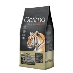 Optima Nova Cat Adult (Курица, рис)