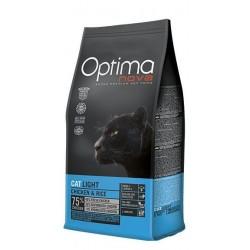 Optima Nova Cat Light (Курица, рис)