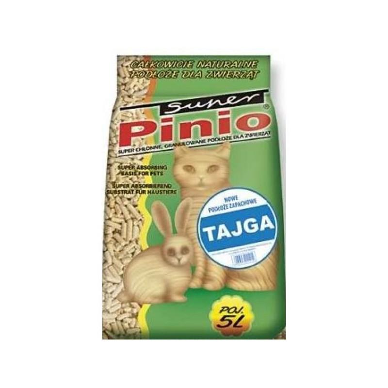 Наполнитель для туалета SPinio Tajga