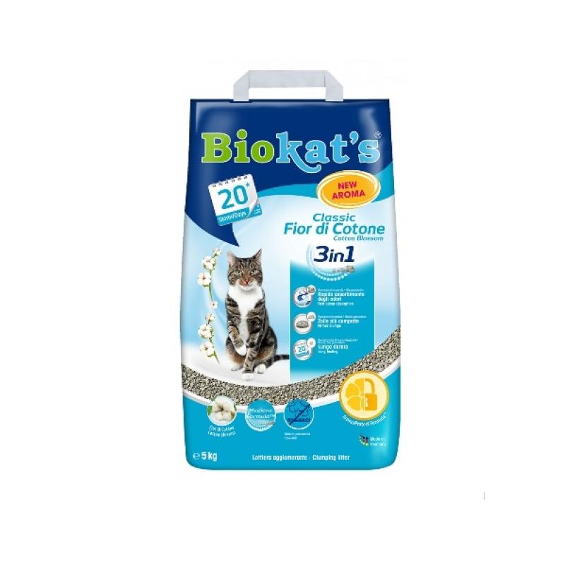 Biokat's Fior de Cotton 3 in 1