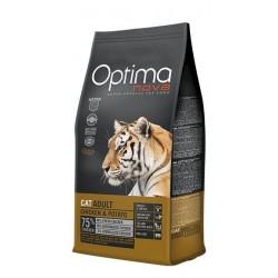 Optima Nova Cat Adult (Курица, картофель)